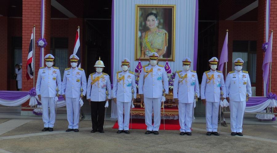กิจกรรมเฉลิมพระเกียรติสมเด็จพระนางเจ้าฯ พระบรมราชินี เนื่องในโอกาสวันเฉลิมพระชนมพรรษา 3 มิถุนายน 2564